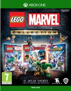 jaquette CD-rom Lego Marvel Collection