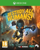 jaquette CD-rom Destroy All Humans!