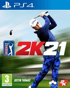 jaquette CD-rom PGA Tour 2K21
