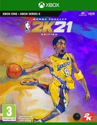 NBA 2K21 - Edition Mamba Forever