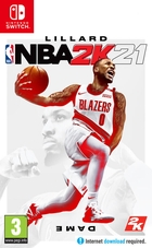 NBA 2K21 - Edition Standard Current Gen