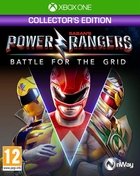 jaquette CD-rom Power Rangers : Battle for the Grid - Collector's Edition