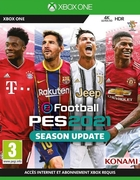 e Football PES 2021 : Season Update