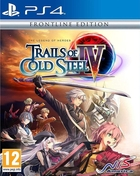 The Legend Of Heroes : Trails Of Cold Steel IV - Frontline Edition