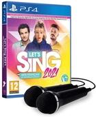 Let's Sing 2021 : Hits Français et Internationaux + 2 micros