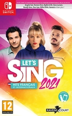 Let's Sing 2021 : Hits français et internationaux