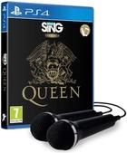 Let's Sing presents : Queen + 2 micros