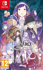 Re:Zero - Starting Life in Another World : The Prophecy of the Throne - Badge Edition