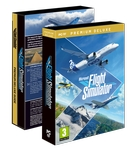 Microsoft Flight Simulator Deluxe Premium Edition