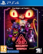 Five Night at Freddy's : Security Breach