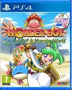 Wonder Boy - Asha in Monster World