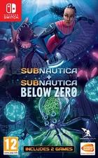 Subnautica 1 + Subnautica : Below Zero