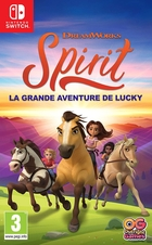 Spirit : La Grande Aventure de Lucky
