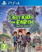 The Last Kids On Earth et Le Sceptre Maudit