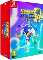 Sonic Colours Ultimate - Day One edition