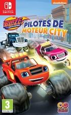 Blaze et Les Monster Machines : Pilotes de Moteur City