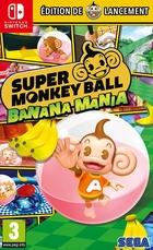 Super Monkey: Ball Banana Mania - Edition de lancement