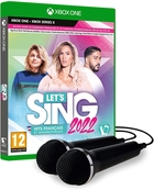 Let's Sing 2022 + 2 micros - Compatible Xbox Series X