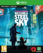 Beyond A Steel Sky - Beyond A Steelbook Edition - Compatible Xbox Series X