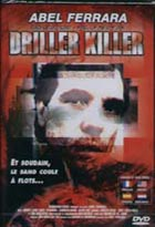 DVD Driller killer