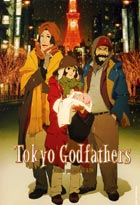 Tokyo godfathers | Satoshi Kon (1963-2010). Metteur en scène ou réalisateur
