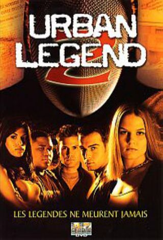 DVD Urban Legend 2
