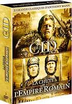 Cid (Le ). Chute de l'Empire romain (La)   Mann, Anthony. Réalisateur