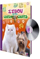 Z'ibou entre chiens & chats