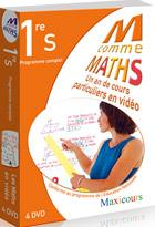 M comme Maths - 1ère S - Licence 600 à 1200 postes
