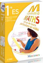 M comme Maths - 1ère ES - Licence 600 à 1200 postes