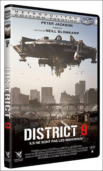 District 9 / Film de Neill Blomkamp  | Blomkamp, Neill. Metteur en scène ou réalisateur. Scénariste