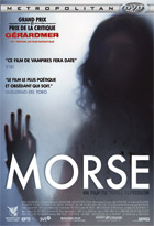 Morse : let the right one in : édition prestige |