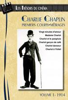 Achat DVD Charlie Chaplin, courts-m�trages - Volume 1 - 1914