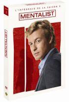 Mentalist : saison 2 - épisodes 1 à 15 | Heller, Bruno. Instigateur