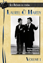 Achat DVD Laurel & Hardy - Volume 1