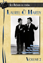 Achat DVD Laurel & Hardy - Volume 2