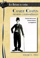 Achat DVD Charlie Chaplin, courts-m�trages - Volume 3 - 1915