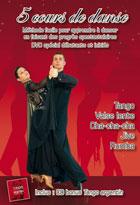 Achat DVD Coffret 5 DVD de cours de danse et CD bonus - Tango, valse lente, cha-cha-cha, jive, rumba