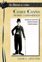 Achat DVD Charlie Chaplin, courts-m�trages - Volume 4 - 1915-1916