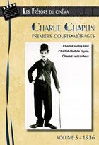 Achat DVD Charlie Chaplin, courts-m�trages - Volume 5 - 1916