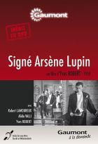 Signé Arsène Lupin | Robert, Yves. Réalisateur