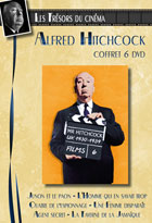 Achat DVD Alfred Hitchcock - Coffret 6 films 1930-1939