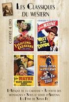 Achat DVD Classiques du western (Les)