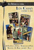 Achat DVD Lon Chaney - 5 films