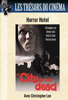 Achat DVD Horror Hotel