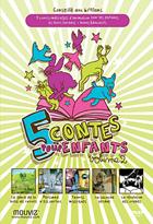 5 contes pour enfants . volume 2 |