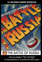 Achat DVD The Battle of Russia