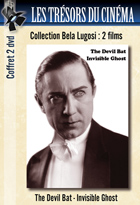 Achat DVD Collection Bela Lugosi  - 2 films - The Devil bat + Invisible Ghost