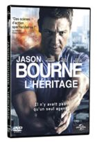 Jason Bourne : L'héritage | Gilroy, Tony (1956-....). Dialoguiste