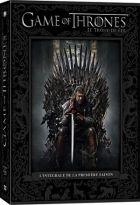 Game of Thrones = Le trône de fer : saison 1   Benioff, David, concepteur, producteur, scénariste